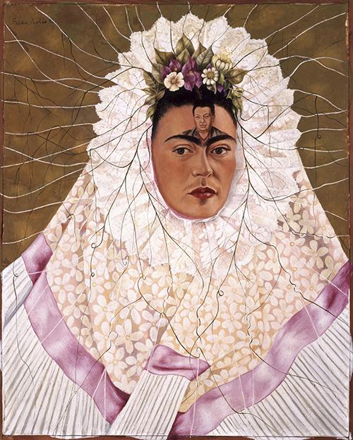 02-frida-kahlo-autoritratto-come-tehuana-o-diego-nei-miei-pensieri
