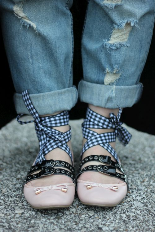 diy-discount-miu-miu-ribbon-ballet-flats-1