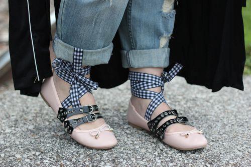 diy-discount-miu-miu-ribbon-ballet-flats-2