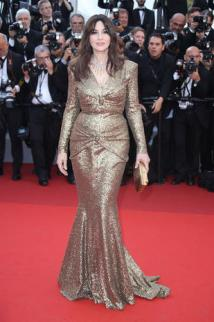 CANNES, FRANCE - MAY 23: Monica Bellucci attends the 70th Anniversary screening during the 70th annual Cannes Film Festival at Palais des Festivals on May 23, 2017 in Cannes, France. (Photo by Mike Marsland/Mike Marsland/WireImage)