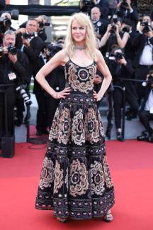 CANNES, FRANCE - MAY 23: Nicole Kidman attends the 70th Anniversary of the 70th annual Cannes Film Festival at Palais des Festivals on May 23, 2017 in Cannes, France. (Photo by Ki Price/Getty Images)