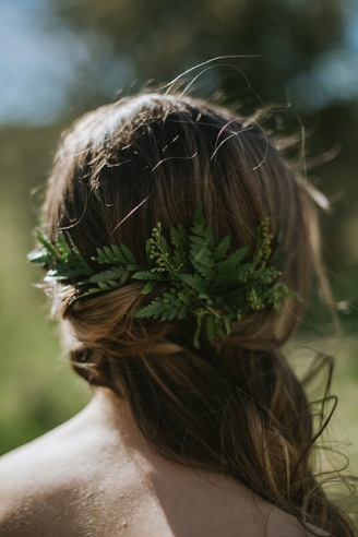 fern wedding