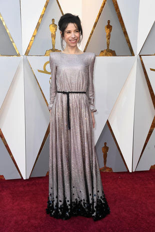 attends the 90th Annual Academy Awards at Hollywood & Highland Center on March 4, 2018 in Hollywood, California.