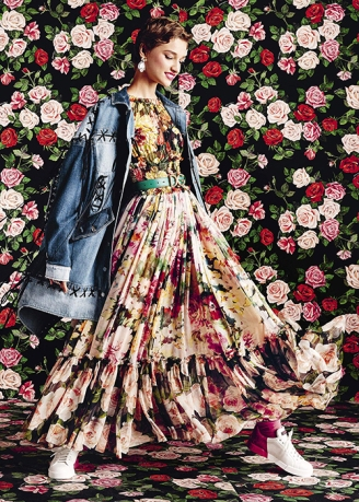 dolce e gabbana - flowers mix (1)