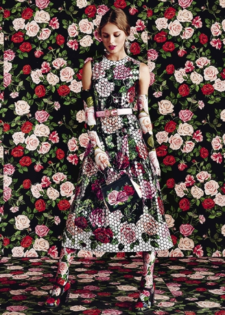 dolce e gabbana - flowers mix (4)