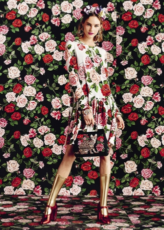 dolce e gabbana - flowers mix (5)