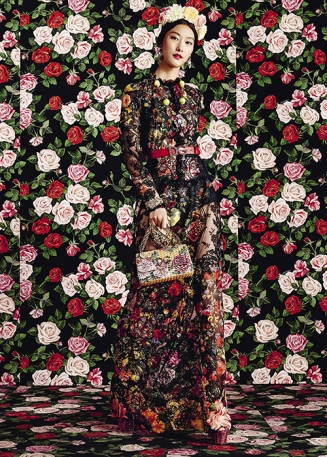 dolce e gabbana - flowers mix (7)